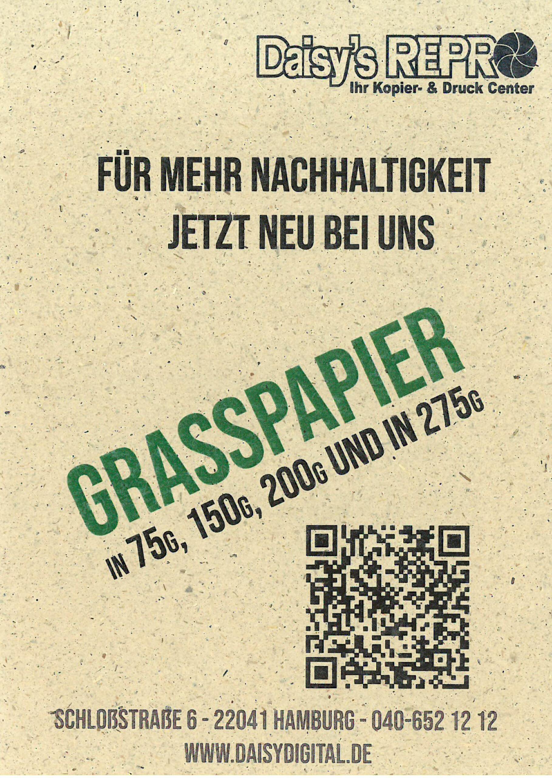 Grasspapier
